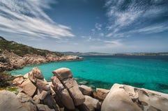 Sardinian море Стоковые Изображения RF