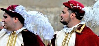 Sardinian традиция стоковое изображение