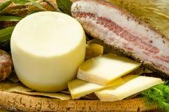 Sardinian appetizers Stock Image
