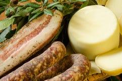 Sardinian appetizers Royalty Free Stock Photos