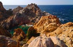 Sardinian bay Royalty Free Stock Image