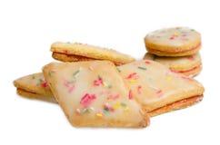 Sardinian biscuits Stock Image