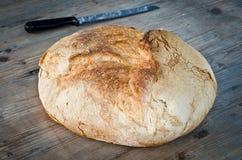 Sardinian bread. Typical sardinian bread called civraxiu Royalty Free Stock Photography