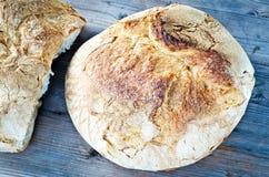 Sardinian bread. Typical sardinian bread called civraxiu Stock Photo