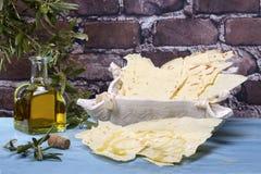 Sardinian bread Stock Image