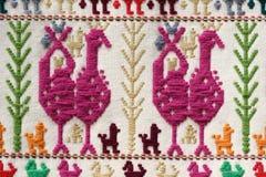 Sardinian carpet. Stock Photography