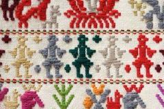 Sardinian carpet. Royalty Free Stock Image