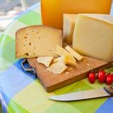 Sardinian cheese Royalty Free Stock Photo