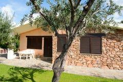 Sardinian cottage. Stock Photography