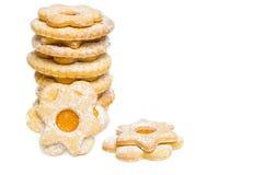 Sardinian donuts Stock Images