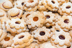 Sardinian donuts Stock Photos
