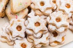 Sardinian donuts Royalty Free Stock Photo