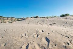 Sardinian dunes Stock Images