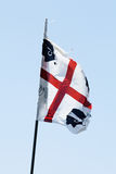 Sardinian flag Royalty Free Stock Photos