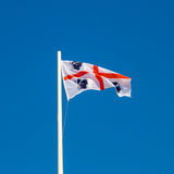 Sardinian flag Stock Photos