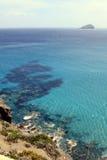 sardinian hav Royaltyfria Foton