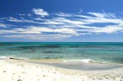 Sardinian hav Arkivfoton