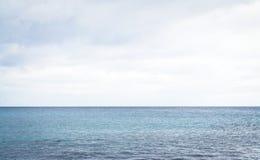Sardinian hav Royaltyfri Fotografi