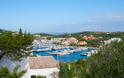 Sardinian haven Stock Image