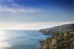 Sardinian landscape Stock Photography