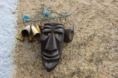 Sardinian mask Stock Photography