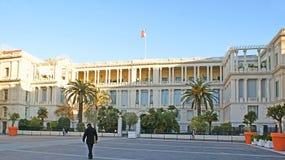 The Sardinian palace Stock Photos