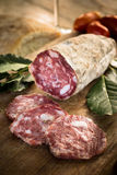 Sardinian Sausage Stock Photo