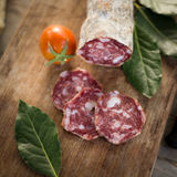 Sardinian Sausage Stock Photography