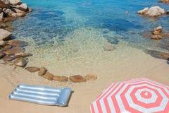 Sardinian sea Stock Photography
