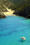 Sardinian seas Royalty Free Stock Image