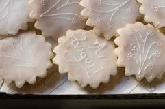 Sardinian sweets Royalty Free Stock Photo