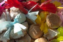 Sardinian sweets Royalty Free Stock Photography