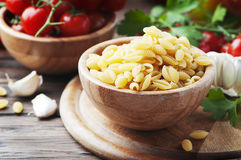 Free Sardinian Uncooked Pasta Malloreddus Stock Photo - 76604590