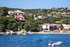 Sardinien, arhipelago La Maddalena, Italien stockbild