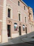 sardinien Cagliari Lizenzfreies Stockfoto