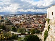 sardinien Cagliari Lizenzfreie Stockfotos