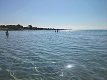 Sardinien- - Cala-ginepro Lizenzfreie Stockfotos