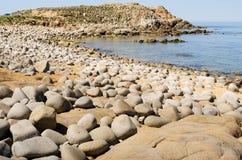 Sardinien, Capo Pecora stockbild