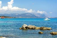 Sardinien, Cea stockfotografie