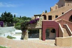 Sardinien, Italien, Architektur Lizenzfreies Stockfoto
