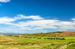 Sardinien-Landschaft stockfotos
