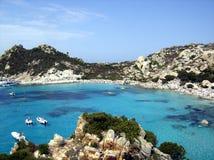 Sardinien-Meer Stockbilder