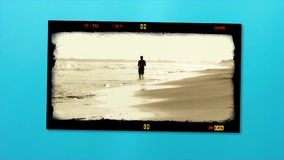 Sardinien, Montage stock video footage