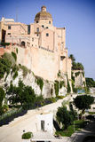 Sardinige. Cagliari stock afbeeldingen