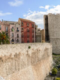 sardinige Cagliari Royalty-vrije Stock Foto's