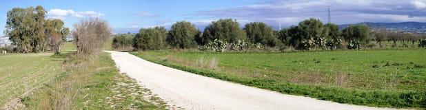 Sardinische Landschaft Lizenzfreie Stockbilder