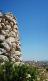 Sardinisches nuraghe Stockfotografie