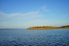 Sardis sjö Royaltyfri Fotografi
