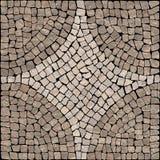 Sardis stone mosaic texture. stock photography
