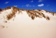 Sardische duinen Royalty-vrije Stock Afbeelding